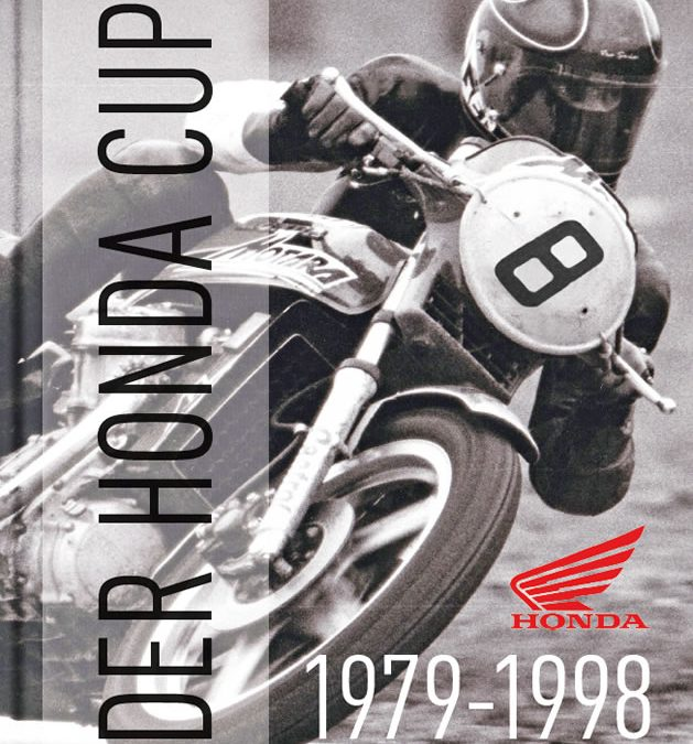 Der legendäre Honda Cup in Buchform