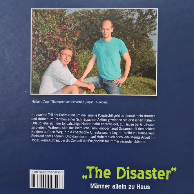 The Disaster - Männer allein zu Haus - Back
