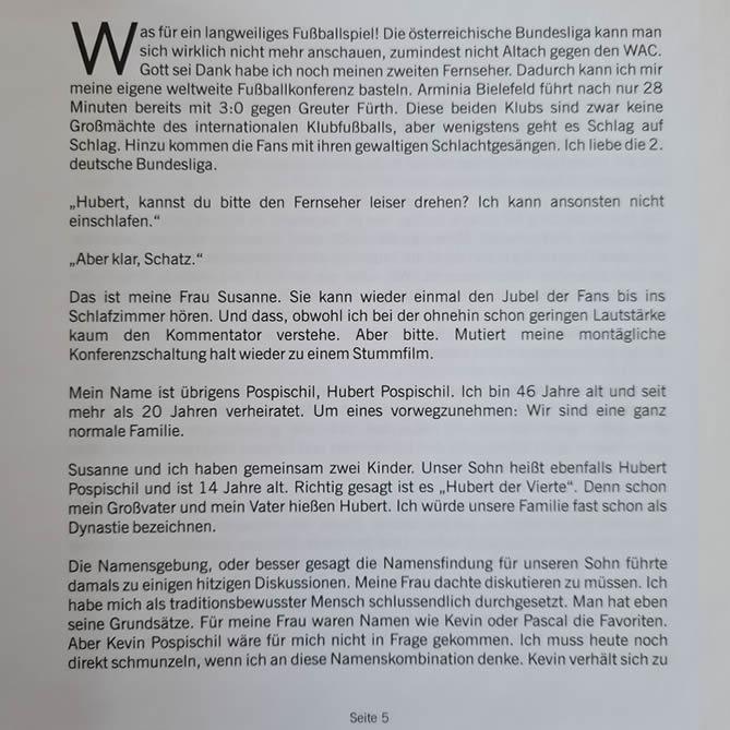 The Run, Der Kampf um die Wildkamera - Seite 5