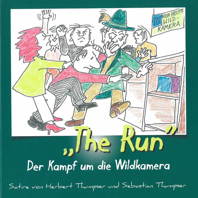 The Run, Der Kampf um die Wildkamera - Cover